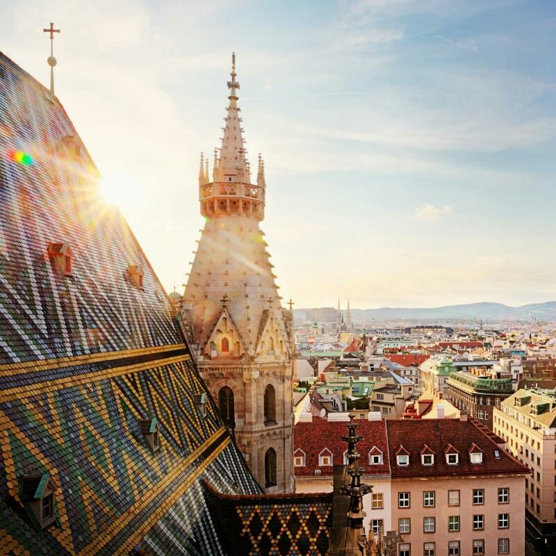 Віденський експрес! Краків, Відень, Будапешт