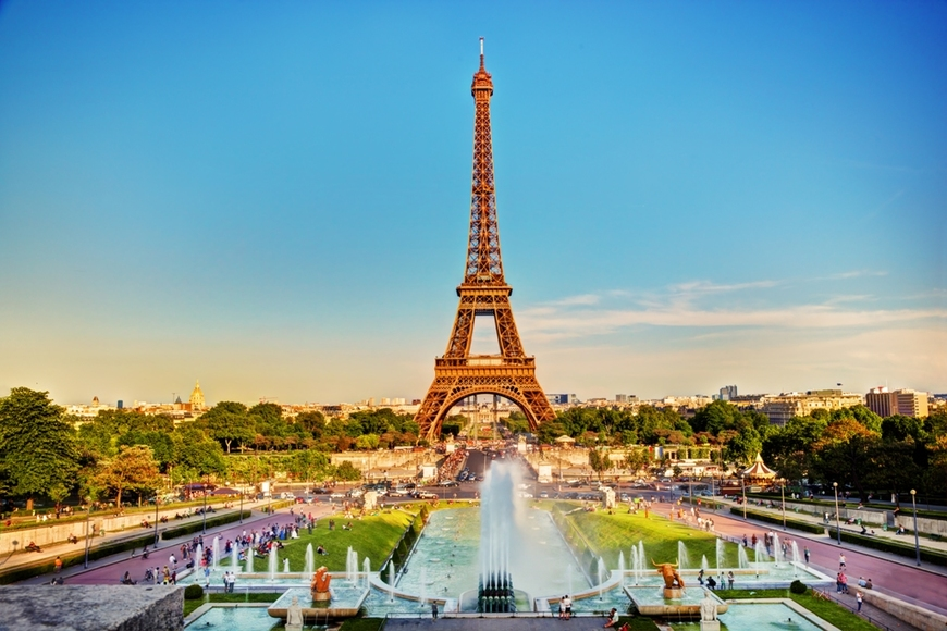 Вікенд в Парижі