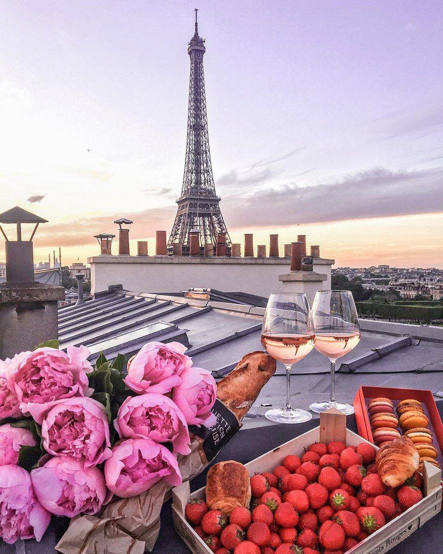Je t'aime paris… (+ Діснейленд)