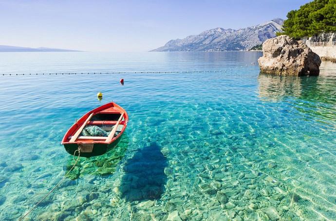 Тиждень на морі в Хорватії